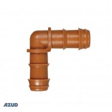 Koljeno 90° 16mm-16mm Azud GreenTec