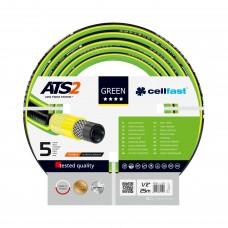 "Cellfast Garden hose GREEN ATS2™ 1/2"" 25 m."
