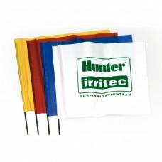 Irritec Hunter Rain Bird Marking Flag White